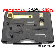 Timing locking set  Renult, Nissan, Opel  2.0 / 2.3 dCi